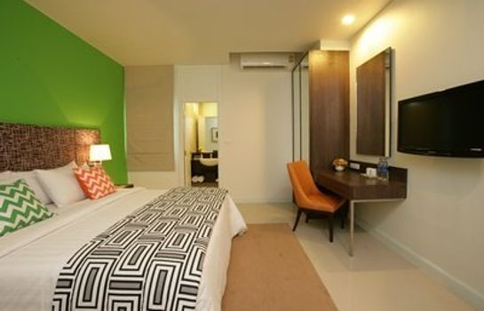 Kamers Legacy Express Sukhumvit by compass Hospitality