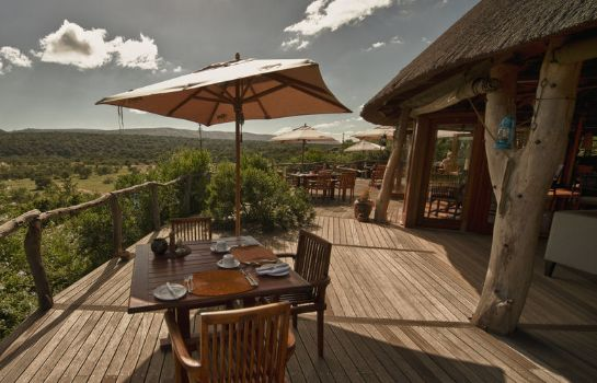 Restaurante Pumba Private Game Reserve