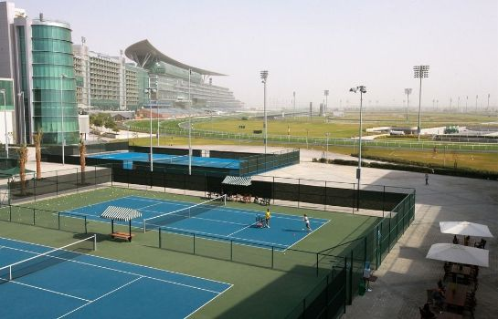 Tennisbaan The Meydan Hotel