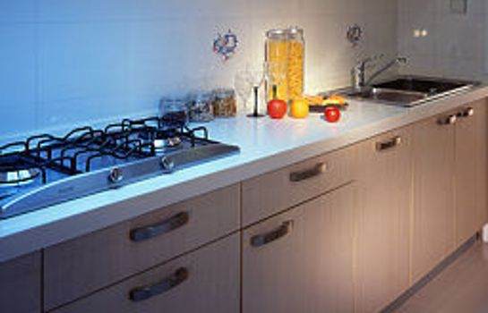Cucina REGALIA SERVICED RESIDENCE