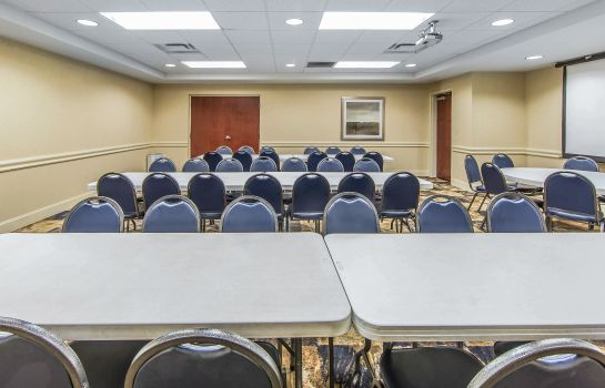 Conference room Clarion Inn Pigeon Forge
