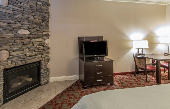 Room Clarion Inn Pigeon Forge