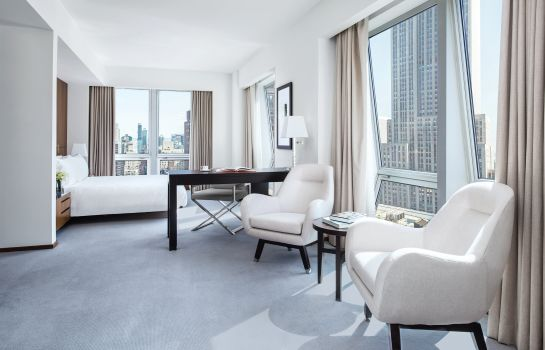 Zimmer THE LANGHAM NEW YORK FIFTH AVENUE