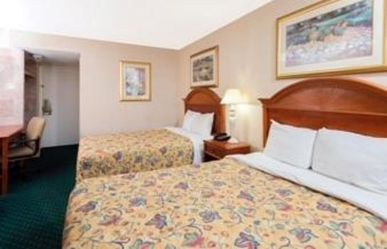 Chambre KNIGHTS INN ATLANTIC CITY