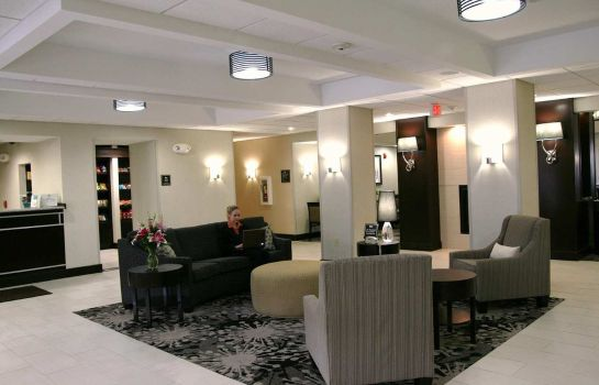 Hotelhalle Homewood Suites Cedar Rapids-North