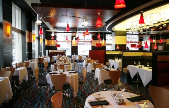 Restaurante DoubleTree Suites by Hilton Detroit Downtown - Fort Shelby