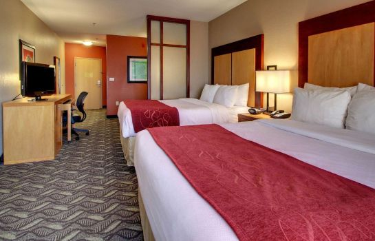 Chambre Comfort Suites Airport