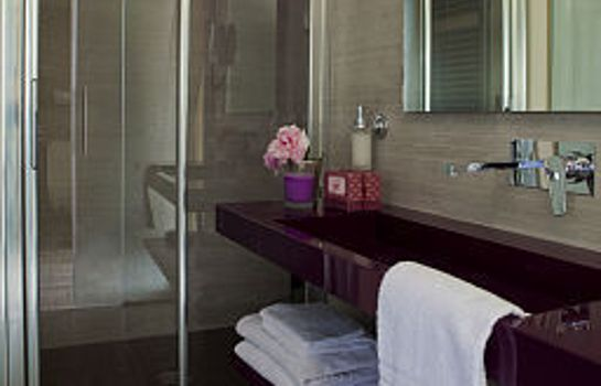 Badezimmer Navona Palace Residenze di Charme