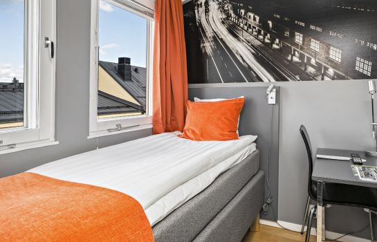 Chambre individuelle (standard) Connect Hotel City