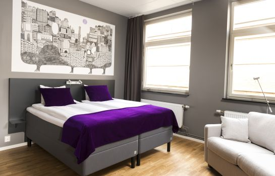 Chambre double (confort) Connect Hotel City