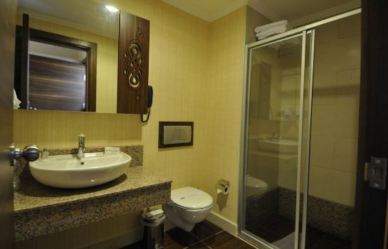 Bagno in camera Club Konakli Hotel - All Inclusive