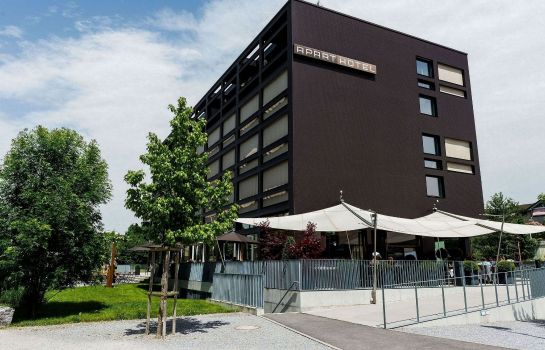 Exterior view HOTEL APART – Welcoming I Urban Feel I Design