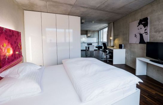 Room HOTEL APART – Welcoming I Urban Feel I Design