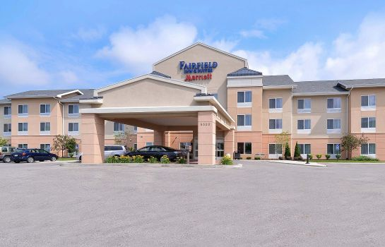 Außenansicht Fairfield Inn & Suites Columbus West/Hilliard