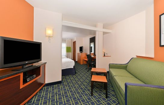 Suite Fairfield Inn & Suites Columbus West/Hilliard