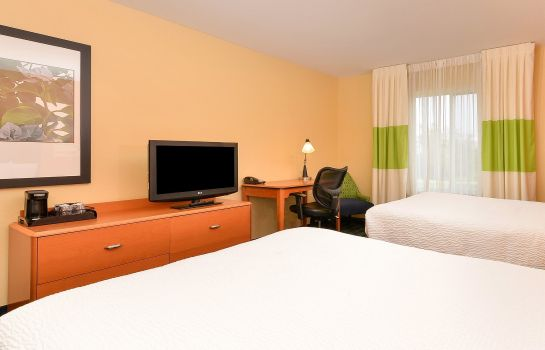 Zimmer Fairfield Inn & Suites Columbus West/Hilliard