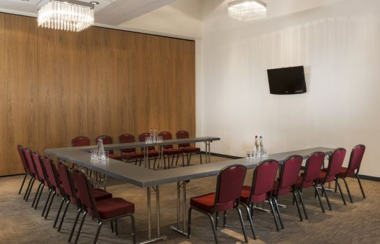 Conference room Park Inn By Radisson Aberdeen