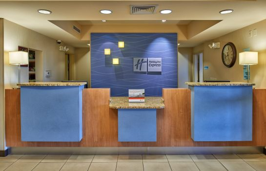 Hotelhalle Holiday Inn Express & Suites EL PASO AIRPORT