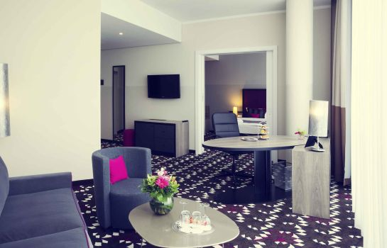 Suite Mercure Hotel MOA Berlin