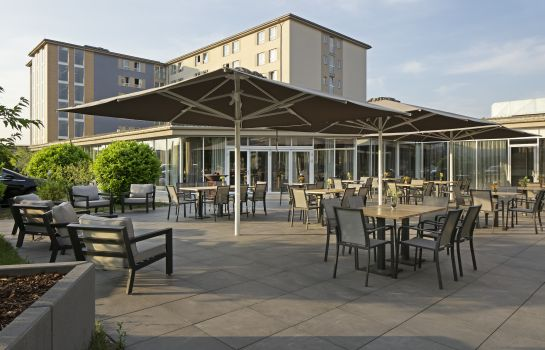 Terrasse Best Western Plus Io