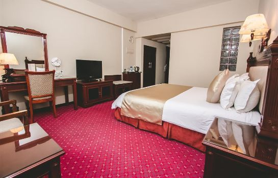Kamers BEST WESTERN PLUS LUSAKA GRAND