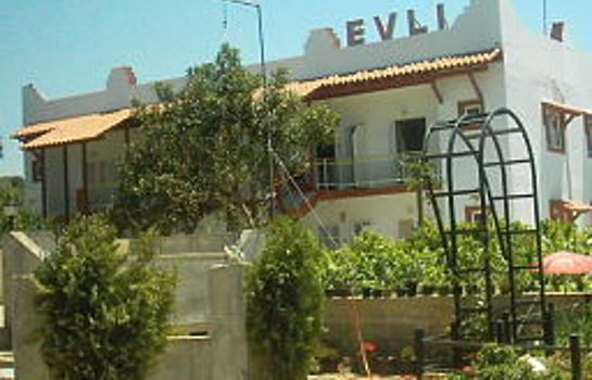 Vista exterior Evli Apartments