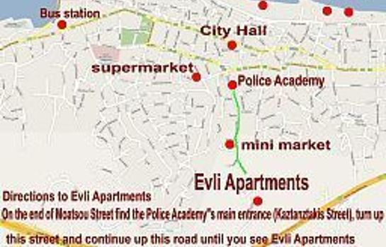 Info Evli Apartments