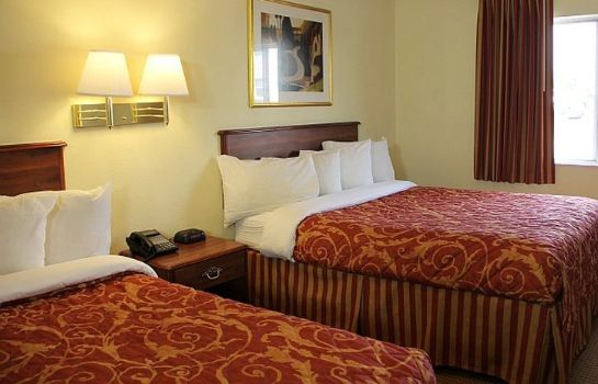 Zimmer InTown Suites Tuscaloosa