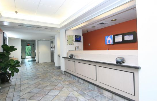 Hol hotelowy MOTEL 6 BURLINGTON