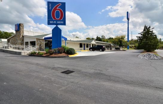 Exterior view MOTEL 6 ALTOONA