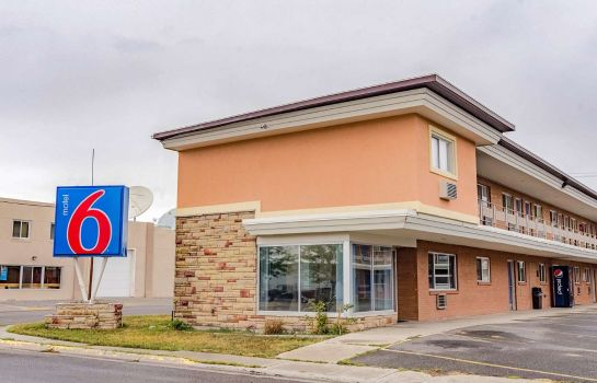 Vista exterior MOTEL 6 RIVERTON