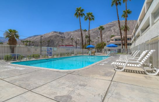 Vista esterna MOTEL 6 PALM SPRINGS