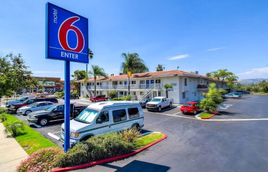 Vista exterior MOTEL 6 LOS ANGELES-ROWLAND HEIGHTS