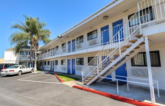 Außenansicht MOTEL 6 LOS ANGELES - HARBOR CITY