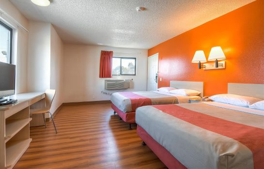 Zimmer MOTEL 6 LOS ANGELES - HARBOR CITY
