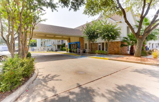 Außenansicht TX - WEST MOTEL 6 HOUSTON