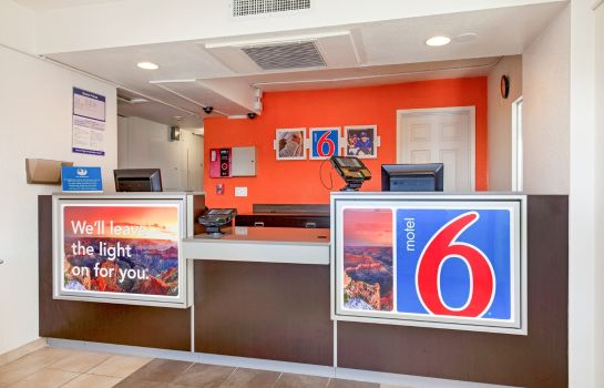 Hall MOTEL 6 PHOENIX NORTH BELL ROAD