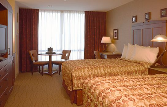 Chambre SENECA ALLEGANY RESORT AND CASINO