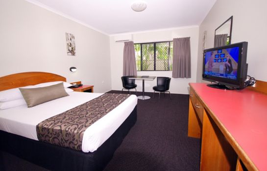 Single room (superior) Mackay Resort Motel