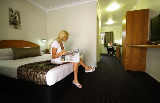 Double room (superior) Mackay Resort Motel