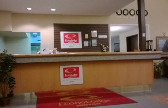 Hotelhal Econo Lodge & Suites