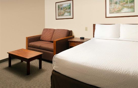 Suite WOODSPRING SUITES RALEIGH APEX