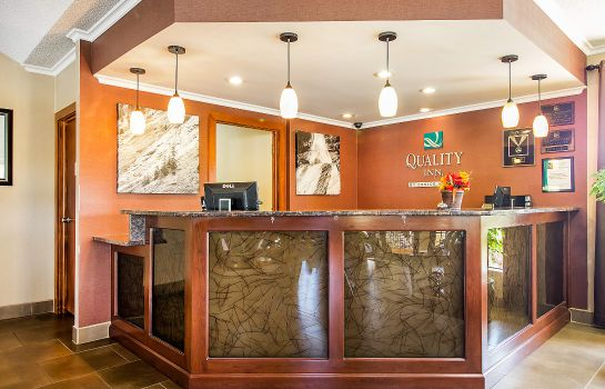 Hotelhalle Quality Inn Dandridge