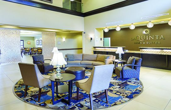 Hotelhalle La Quinta Inn Ste Houston Energy