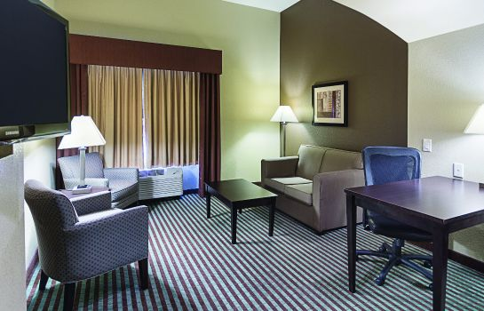 Zimmer La Quinta Inn Ste Houston Energy