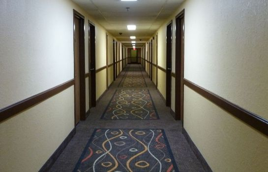 Vista all'interno Katahdin Inn & Suites