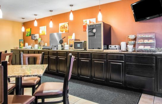 Restaurante Quality Inn Central Wisconsin Airport
