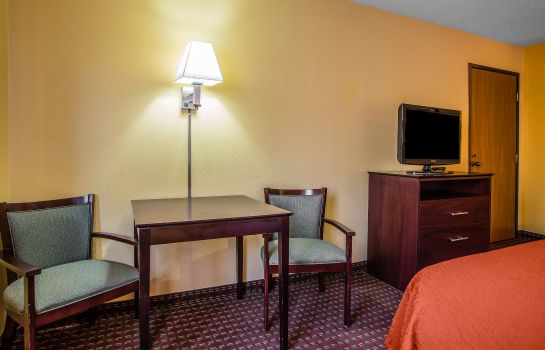 Kamers Quality Inn Central Wisconsin Airport