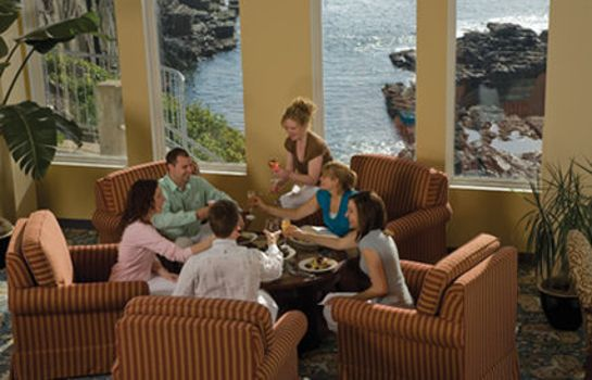 Hotelhalle Cliff House Maine