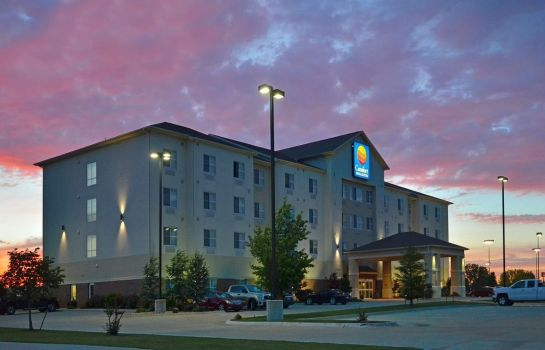 Buitenaanzicht Comfort Inn & Suites Oklahoma City West - I-40